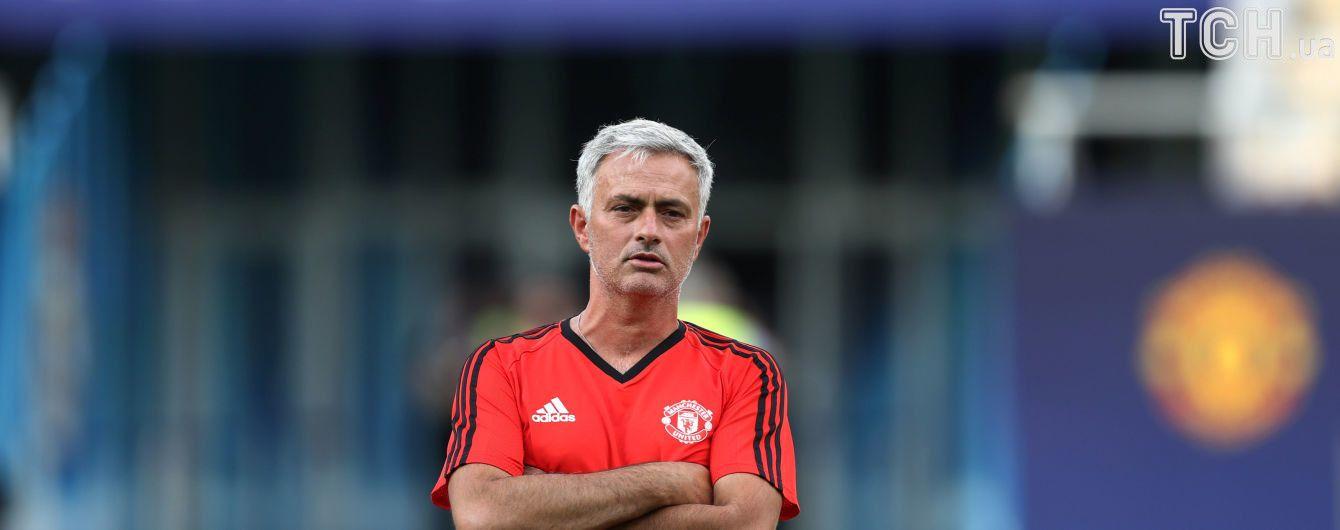 """""""Манчестер Юнайтед"""" потерял 6 игроков перед битвой Суперкубка УЕФА"""