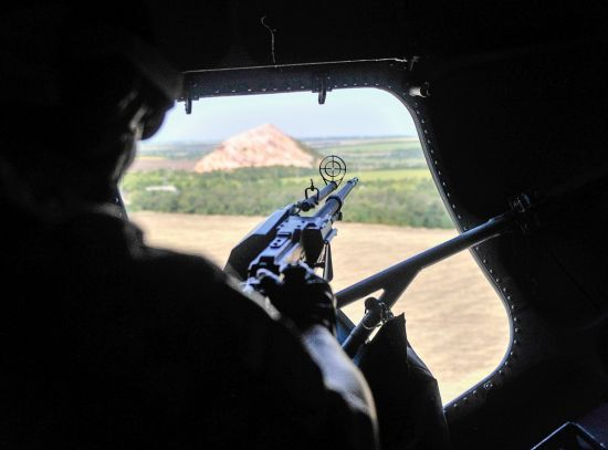 Бойовики 25 разів обстріляли українські позиції та вбили бійця. Хроніка АТО
