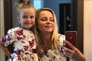 """Лілія Ребрик розповіла, у кого її маленька донечка закохана в серіалі """"Центральна лікарня"""""""