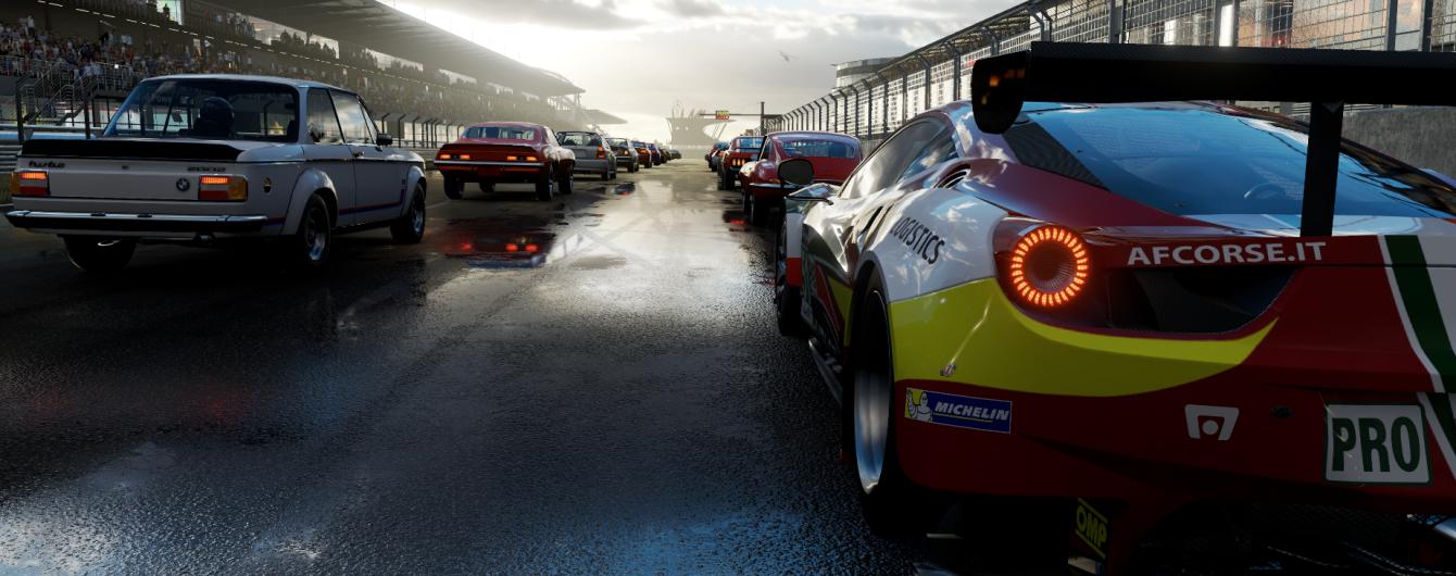 Видеоигра Forza Motorsport 7 осталась без серийных автомобилей Toyota