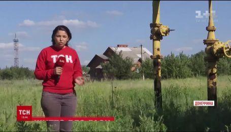 Из-за обстрелов боевиков Авдеевка с начала лета живет без газа
