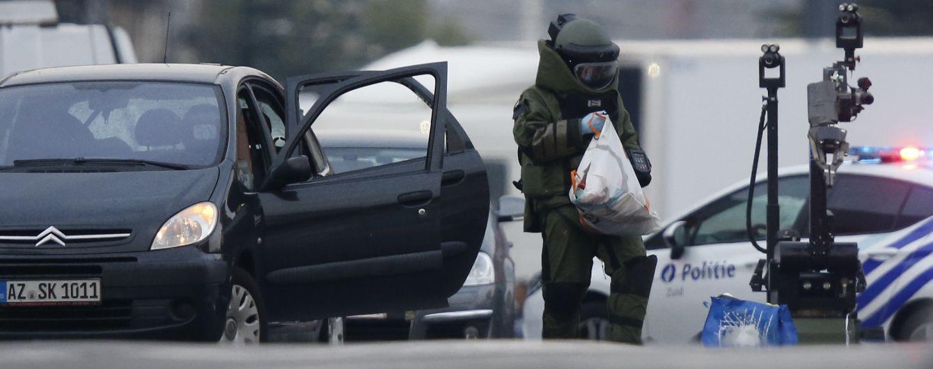 У Бельгії поліцейські вистрілили у машину, водій якої заявив про бомбу усередині