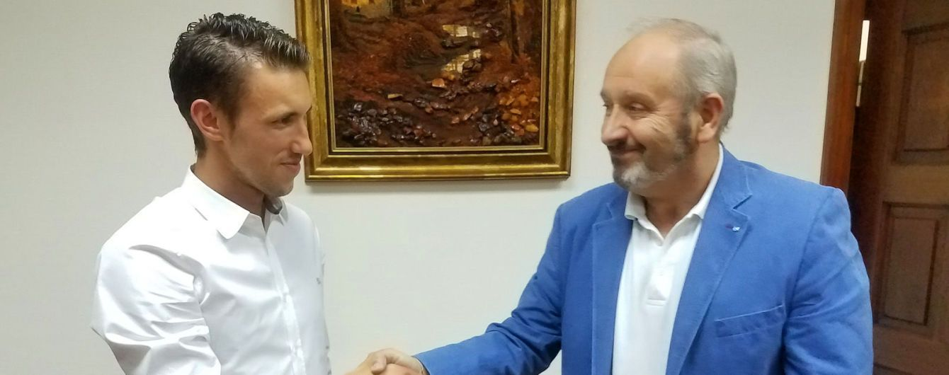 """Динамо"" подписало хорвата на проблемную позицию в обороне"