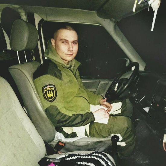 Стало відомо ім'я 21-річного бійця, який загинув від кулі снайпера бойовиків біля Мар'їнки