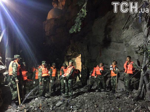 МЗС: Українців немає серед жертв землетрусу вКитаї