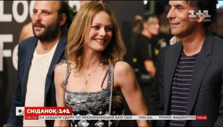 Ванесса Параді з'явилася на кінофестивалі в Локарно з новим бойфрендом