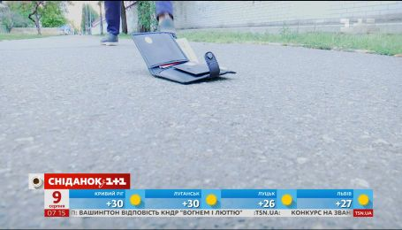 Українців стали менше грабувати на вулиці