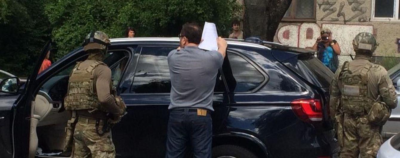 """СБУ задержала """"укроповца"""" по подозрению в """"прослушке"""", партия заявляет о давлении"""