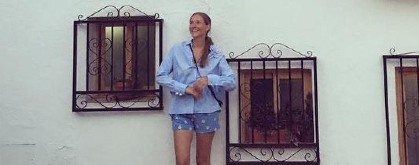 Спустя полгода после родов: Катя Осадчая показала фигуру в бикини