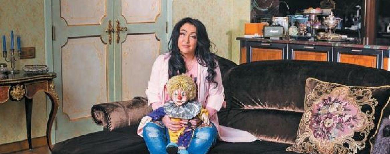 Лолита внезапно отменила концерты в оккупированном Крыму