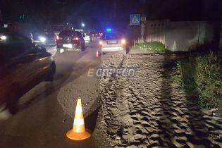 Столичная прокуратура объявила подозрение пьяному водителю, который сбил двух детей на Осокорках