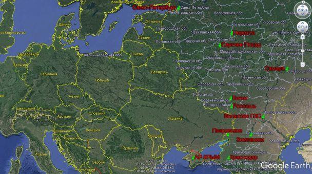 РФ начала масштабное перемещение военной техники к границе ЕС под прикрытием учений