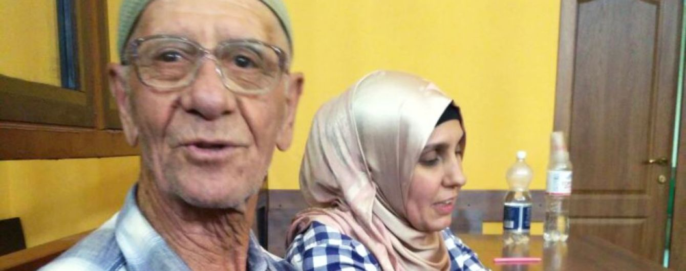 В Крыму 76-летнему пикетчику с болезнью Паркинсона присудили 10 суток ареста