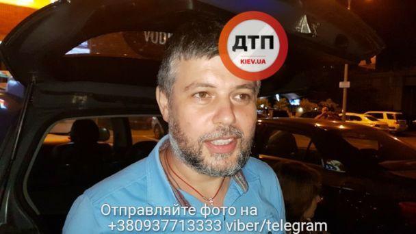 Масштабное ДТП в Киеве: обломки авто разлетелись на 25 метров