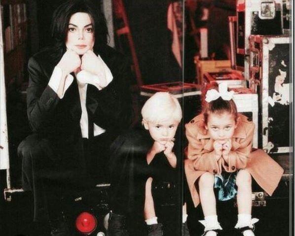 Архівне фото Джексона з дітьми