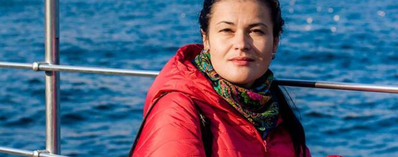 Журналіст Інна Жмуд просить про допомогу