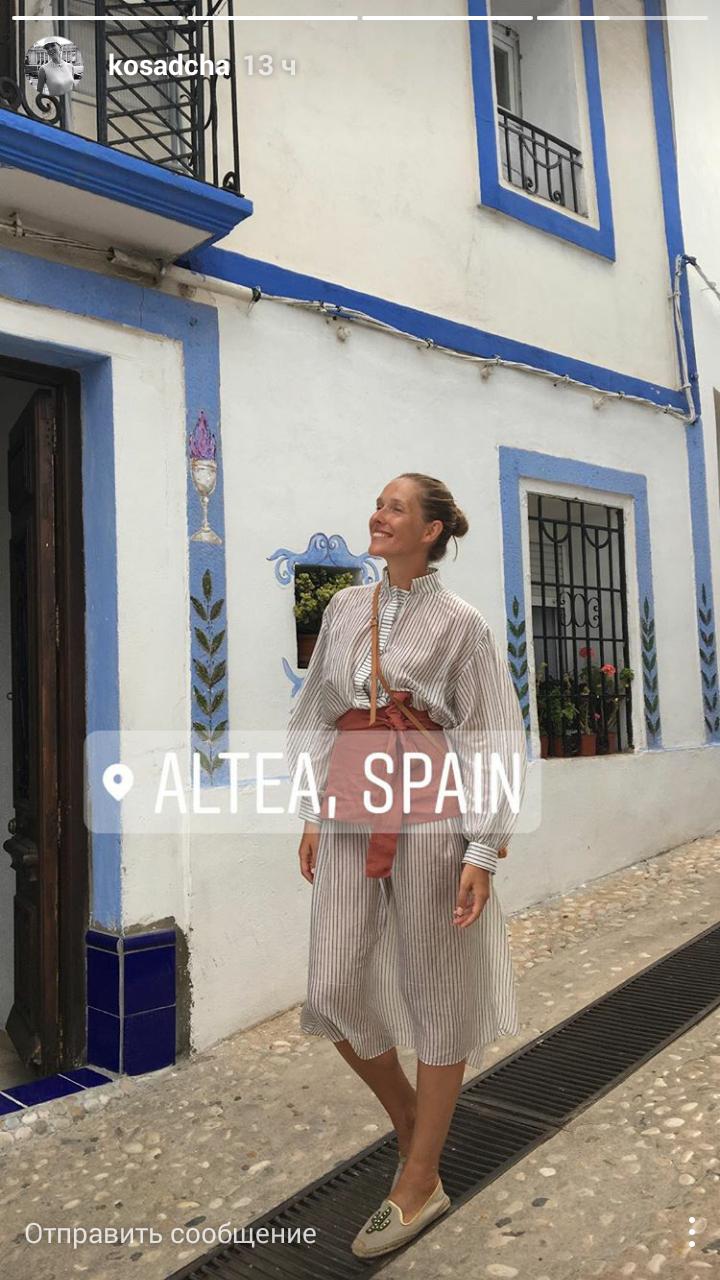 Осадча на відпочинку в Іспанії_2