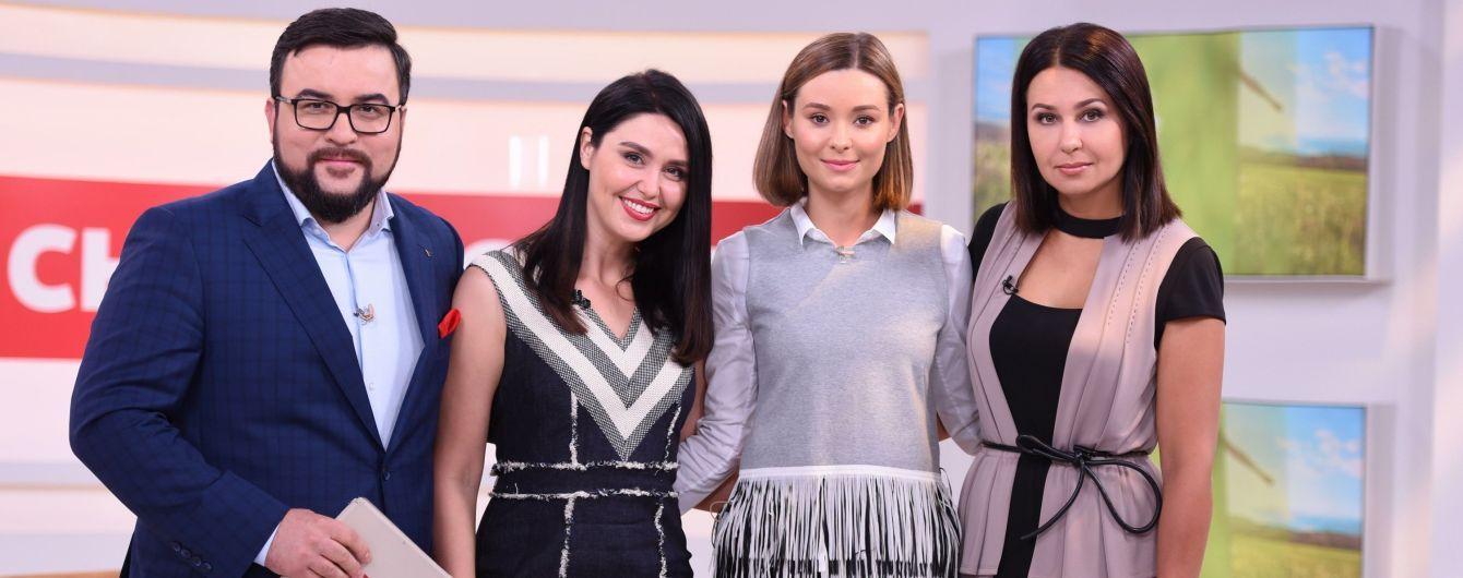 Наталья Мосейчук открывает миру лучших учителей Украины