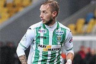 Украинский футболист продолжит карьеру в Финляндии