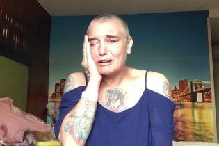 Після розпачливого відеозвернення Шинейд О'Коннор забрали до лікарні