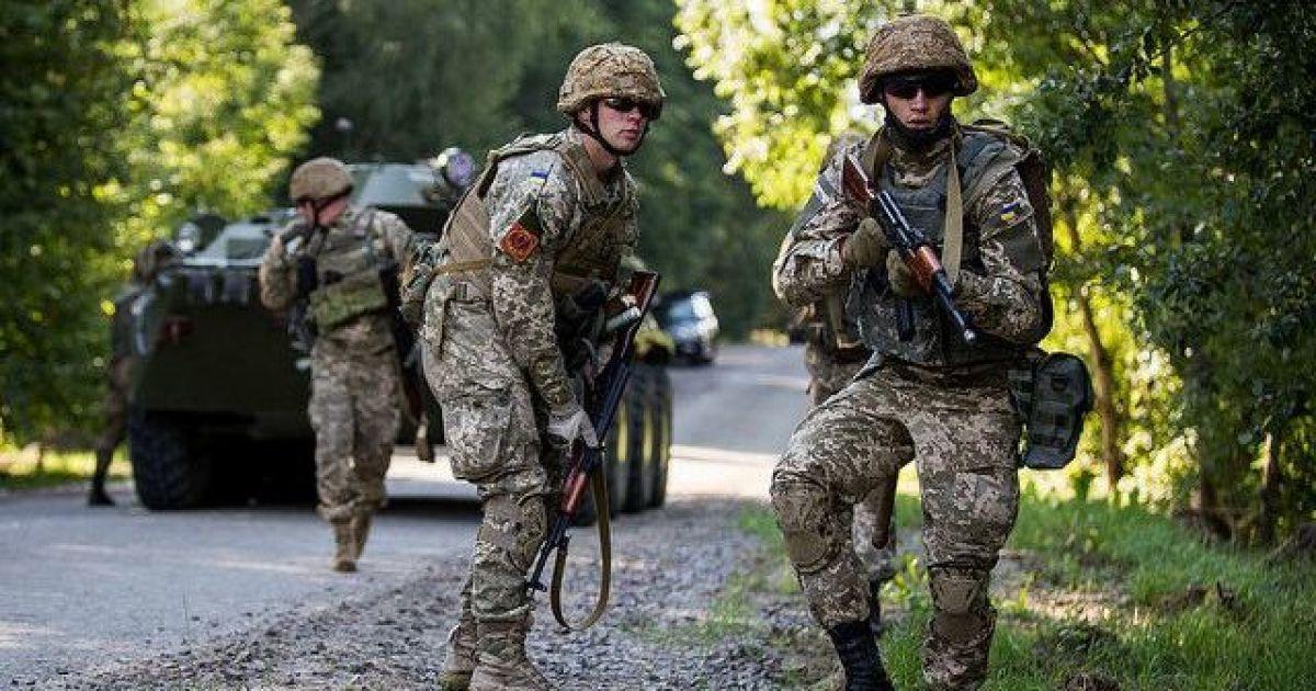 В СНБО сообщили о погибших и раненых украинских военных за сутки