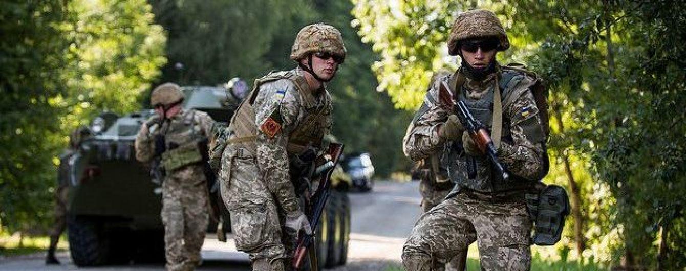 Полторак анонсував Rapid trident-2017: 14 країн-учасників, майже 3 тисячі військових
