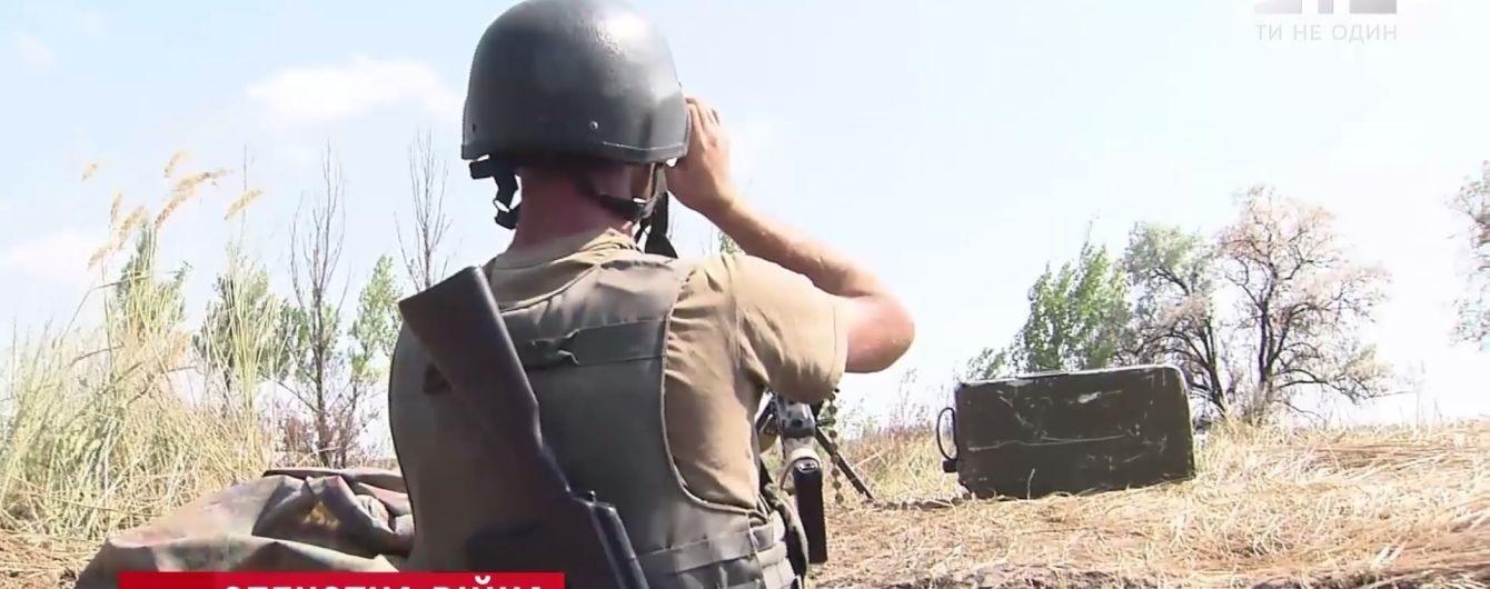 Минулої доби внаслідок ворожого обстрілу поранено українського військового