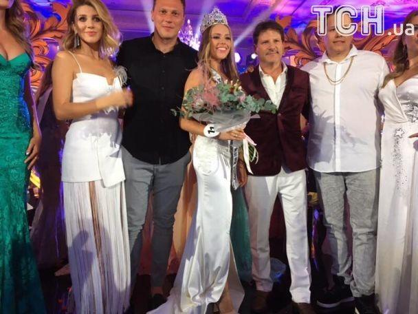 ВКиеве выбрали «Мисс Украина Вселенная»