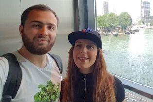 Экстрим на двоих: Джамала с мужем рассекали на водном скутере в Турции