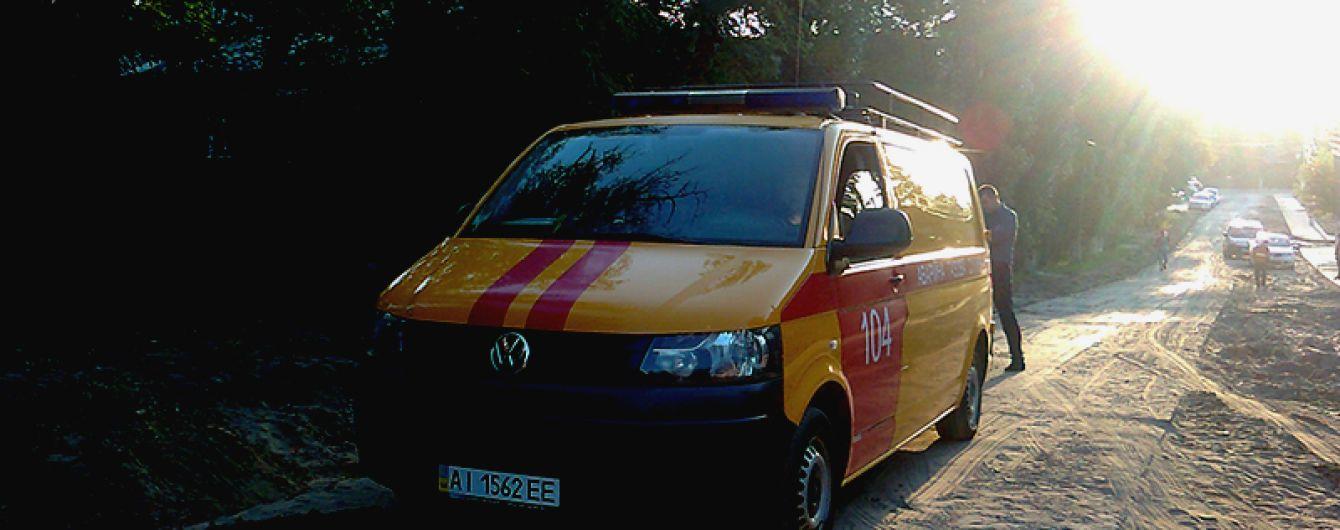 Стали известны подробности ночного взрыва в квартире в Ирпене