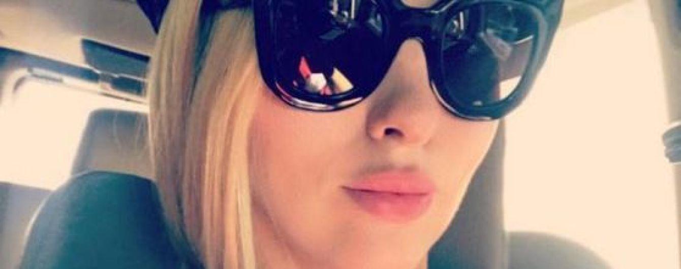 В бюстгальтере и с размазанным макияжем: Оля Полякова напугала поклонников
