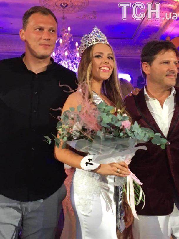 """Новою """"Міс Україна Всесвіт"""" стала дівчина, яка заспівала гімн українською та англійською мовами"""