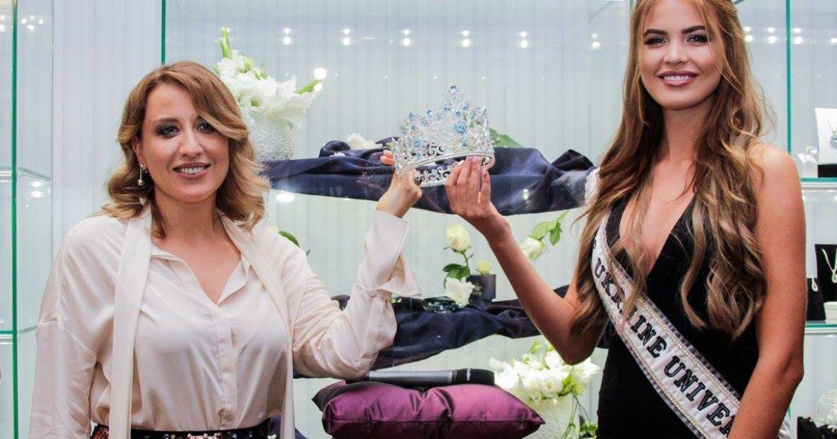 Міс Україна Всесвіт - 2016 - Альона Сподинюк @ facebook.com/MissUniverseUkraine