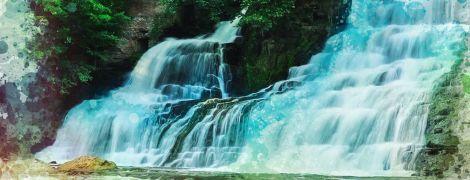 Чудеса України, про які ви не знали. Містичний Джуринський водоспад на Тернопільщині
