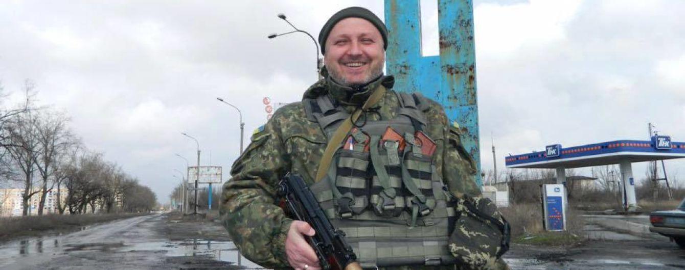 На блокпосту умер полицейский, который работал в самых горячих точках Донбасса