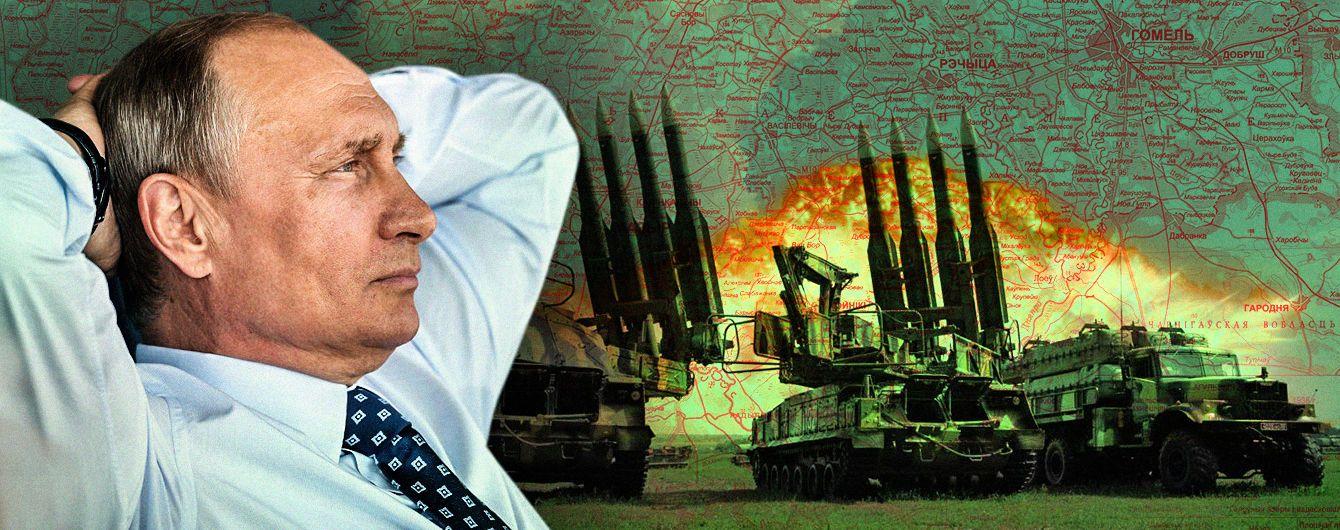 """Снова """"зрада"""" или Российские самолёты и ПВО в Беларуси"""