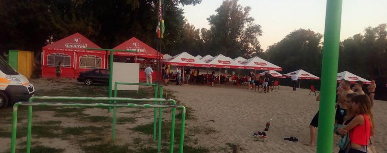 Стали известны подробности кровавой стрельбы на пляже в Полтаве