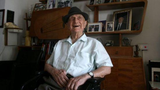 В Ізраїлі у віці 113 років помер найстаріший чоловік світу