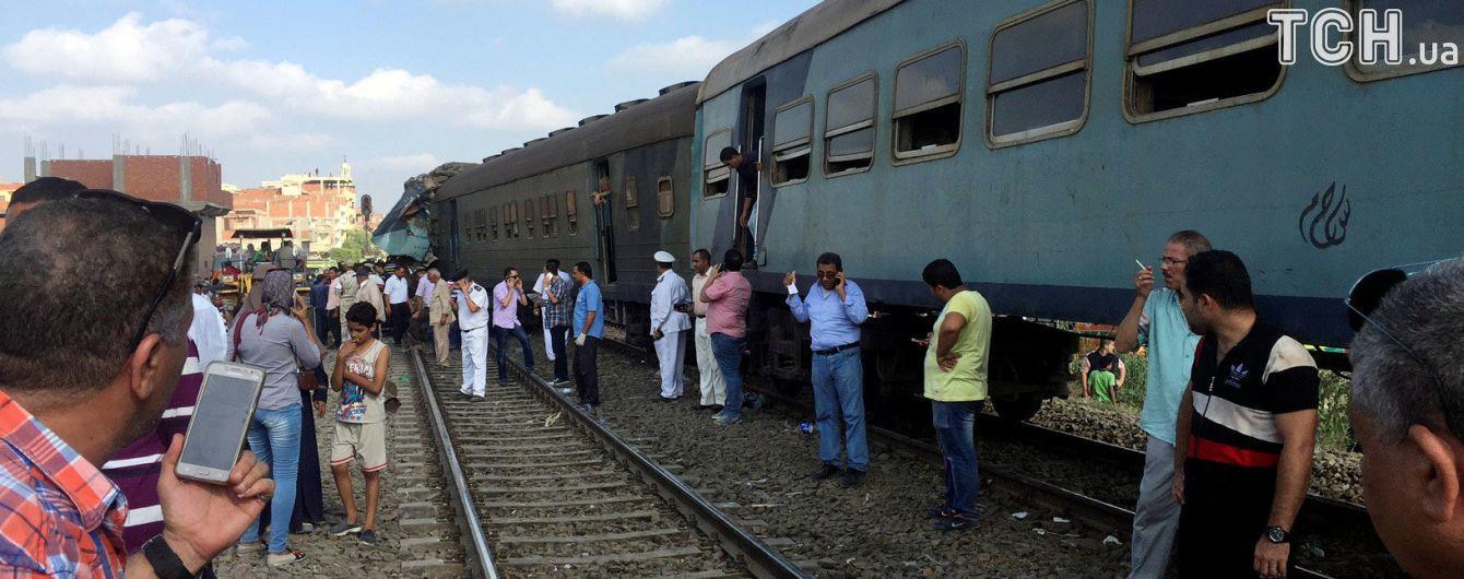 Власти Египта назвали предварительную причину масштабной железнодорожной катастрофы