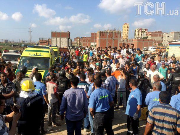 Количество погибших в результате кровавого столкновения поездов в Египте возросло до 36 человек
