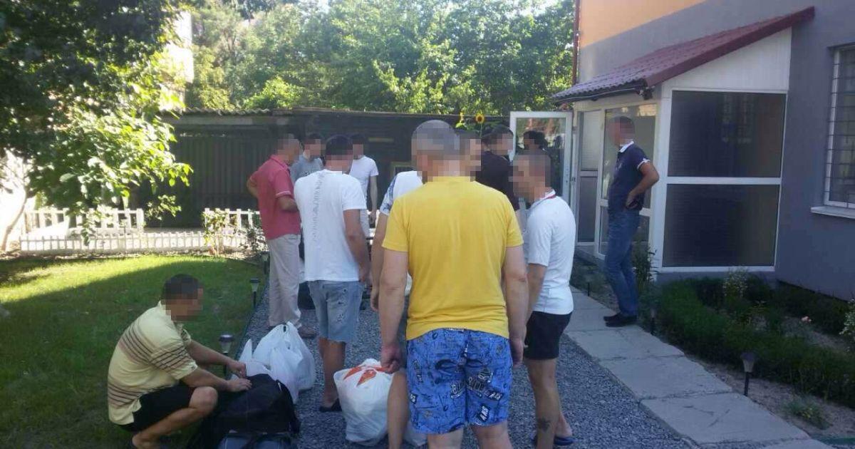 @ Прокуратура Полтавской области