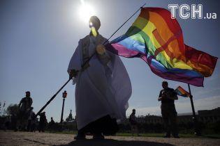 У Росії молодики напали на ЛГБТ-активістів та журналістів після мітингу за рівність прав