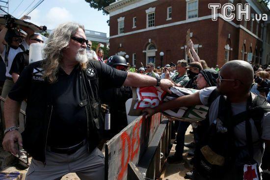 Трамп засудив Ку-Клукс-Клан і неонацистів, коли говорив про сутички у Вірджинії - Білий Дім