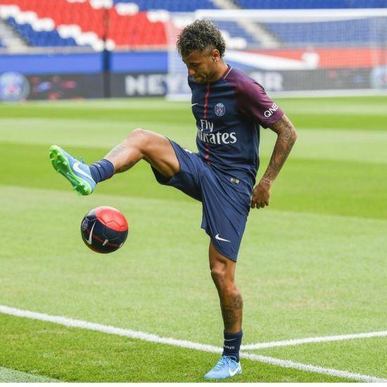 Неймар потрапив до стартового складу ПСЖ на матч чемпіонату Франції