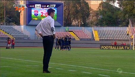 Маріуполь - Карпати - 3:0. Відео голів