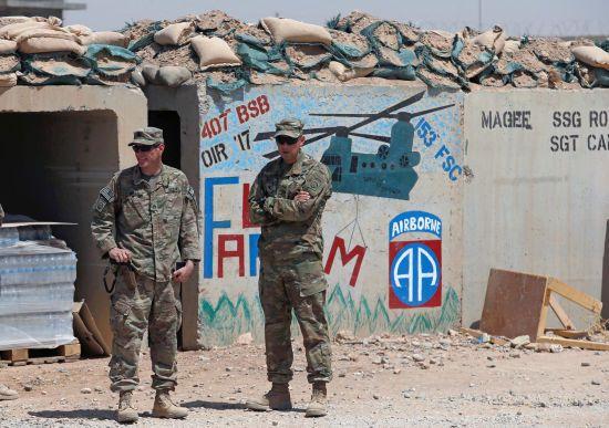 """Бойовики """"ІД"""" заявили про смертельний удар з """"Градів"""" по американських військових в Іраку"""