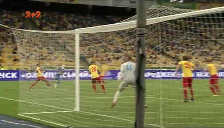 Динамо - Зірка - 3:0. Відео-аналіз матчу