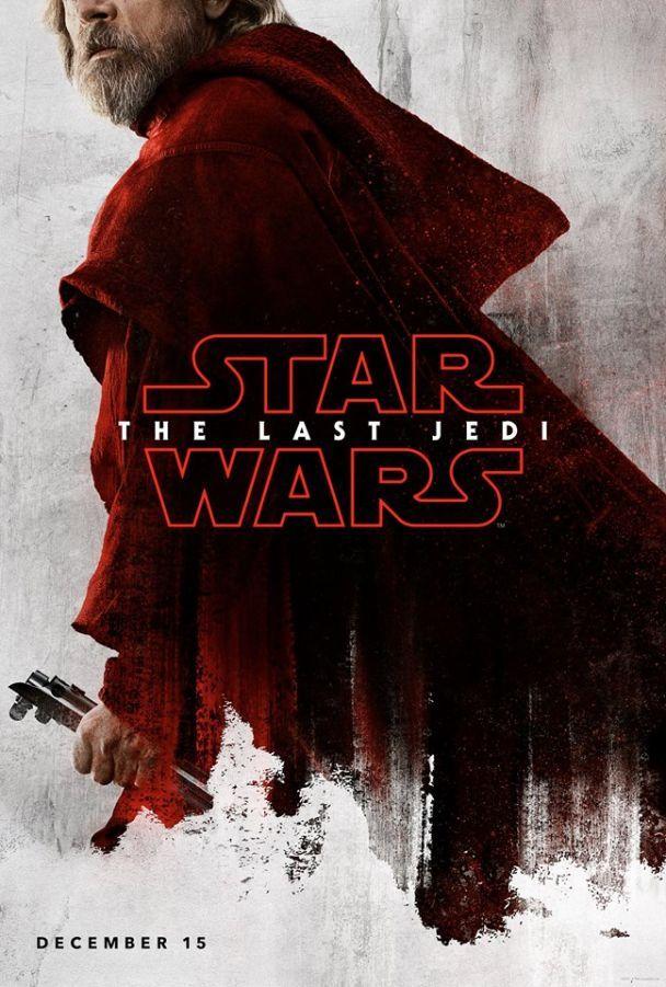 """Последние джедаи: Disney показал постеры и съемки восьмого эпизода саги """"Звездные войны"""""""