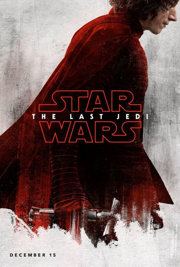 """Останні джедаї: Disney показав постери та знімання восьмого епізоду саги """"Зоряні війни"""""""
