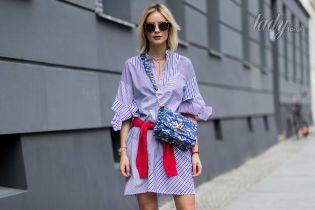Платье-рубашка: просто и со вкусом